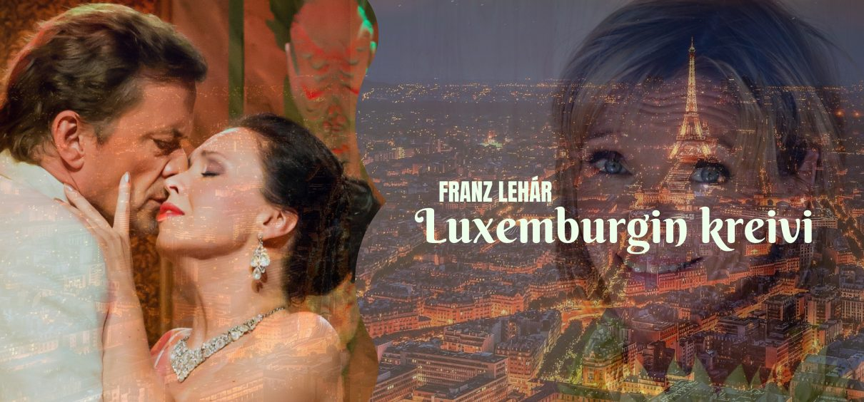 Lehár: Luxemburgin kreivi