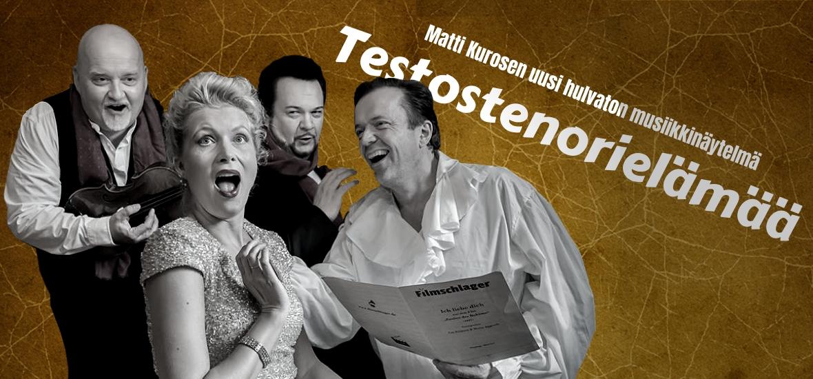 Kuronen: Testostenorielämää