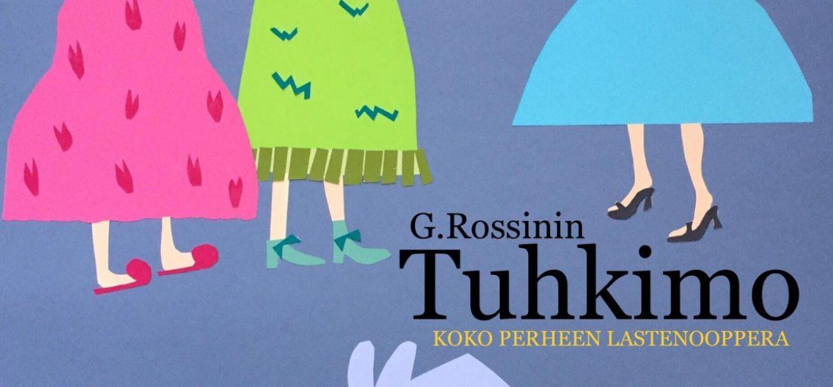 Rossini: Tuhkimo