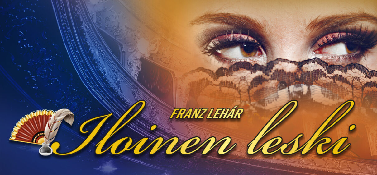Iloinen Leski – operetti